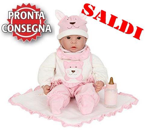 """Bambola per Bambine """"Emilia"""" di Legler Saldi"""