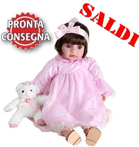 """Bambola per Bambine """"Julia"""" di Legler Saldi"""