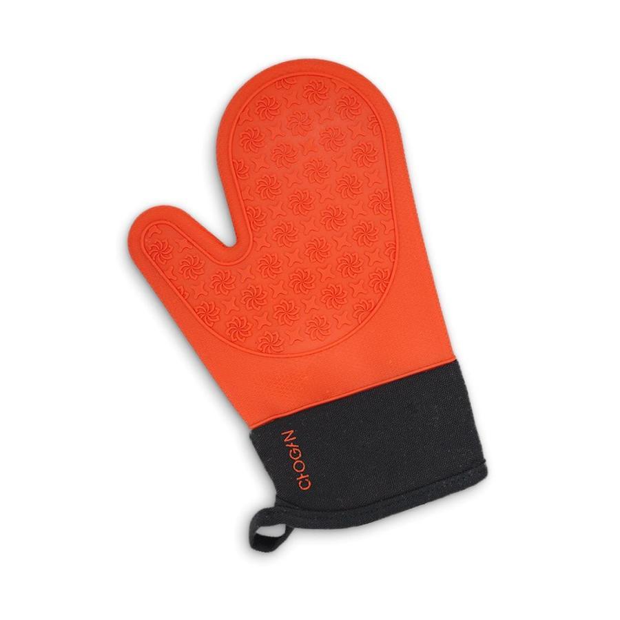 Guanto da forno in silicone Arancione