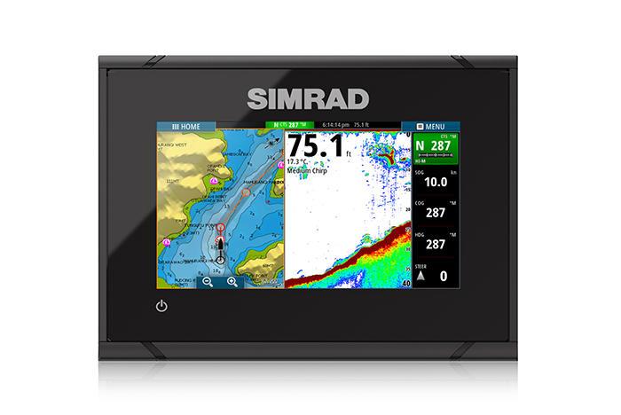 Simrad Go5 XSE con Trasduttore MED/HIGH - Offerta di Mondo Nautica 24