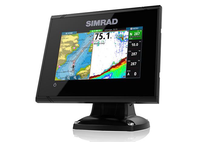 Simrad Go5 XSE con Trasduttore TotalScan - Offerta di Mondo Nautica 24