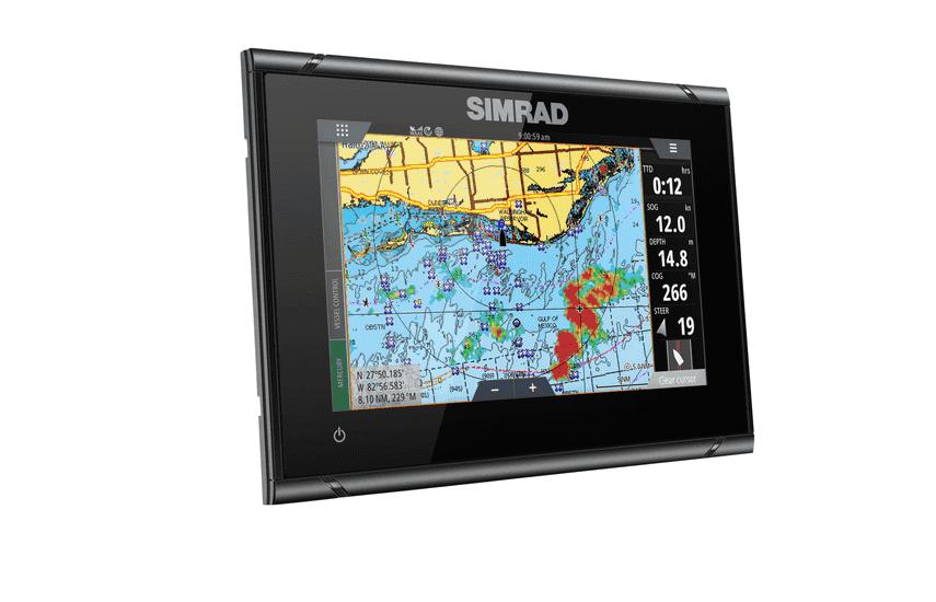 Simrad Go7 XSR con trasduttore HDI - Offerta di Mondo Nautica 24