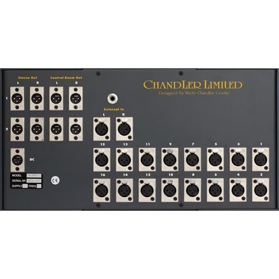 Mini Rack Mixer - Chandler Limited