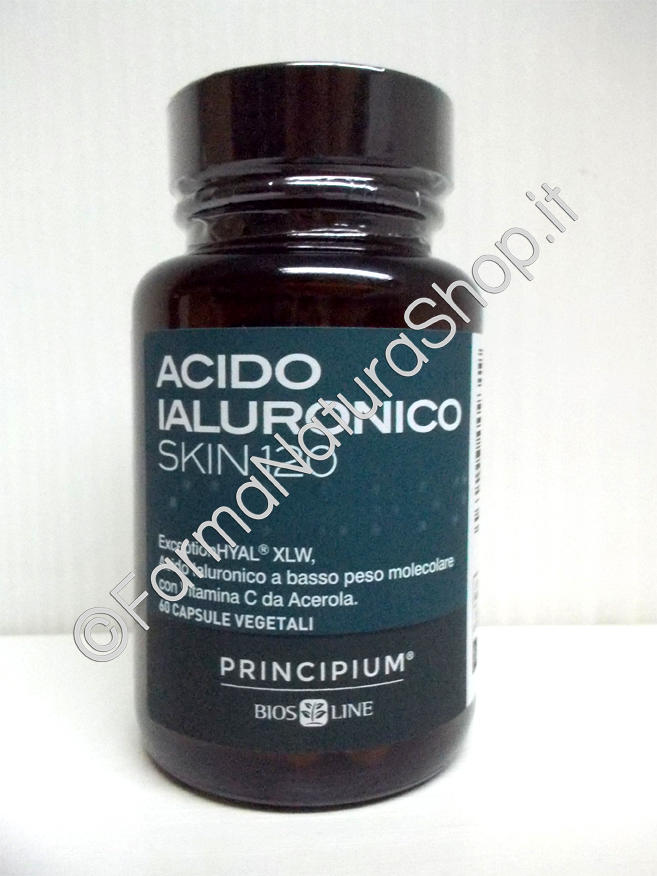 PRINCIPIUM ACIDO IALURONICO SKIN 120 Bios Line