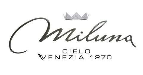 CLD3399 Collana Girocollo Donna Miluna Acquamarina con Diamante -