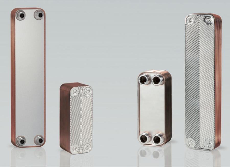 Kelvion (GEA) Heat Exchanger model GBE 400H