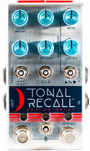 Tonal Recall - Chase Bliss Audio