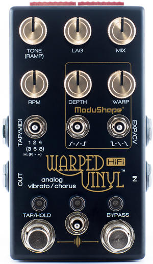 Warped Vinyl HiFi - Chase Bliss Audio