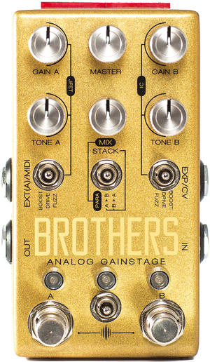 Brothers - Chase Bliss Audio