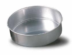 tortiera conica alta cm 8 alluminio cm 36