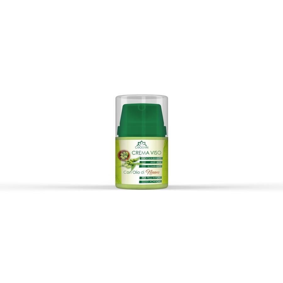 crema viso olio di neem 50ml