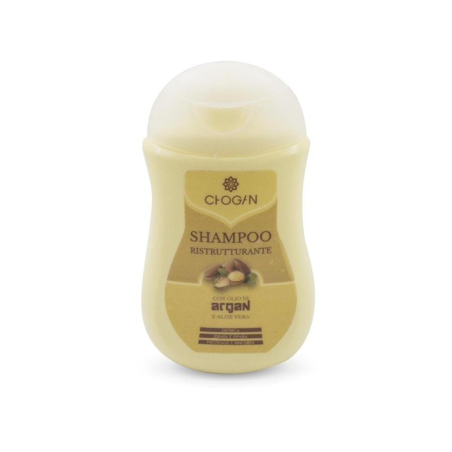 Shampoo Bio con Olio di Argan e Aloe Vera 90 ml
