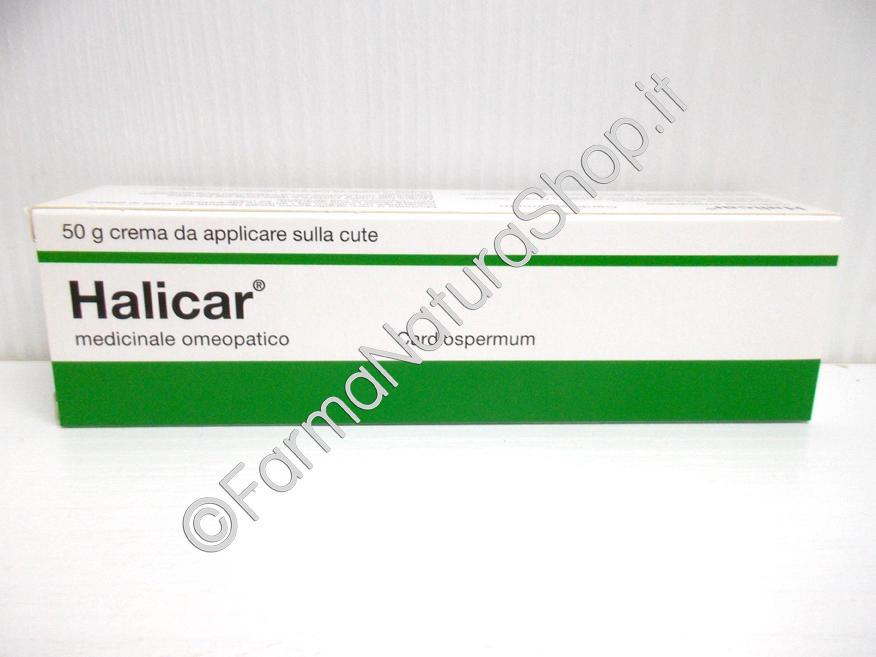 HALICAR® CREMA Schwabe