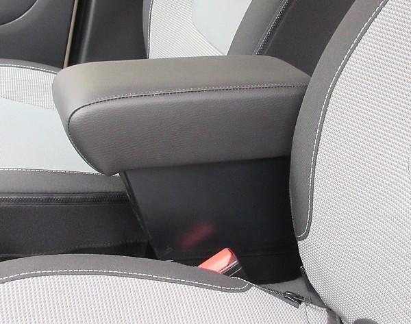 Accoudoir réglable en longueur avec porte-objet pour Renault Clio (2005-2012)