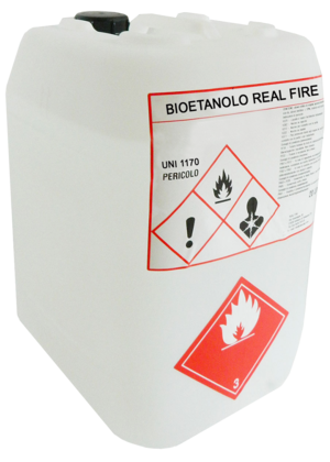 PROMO Real Fire 2X20 lt
