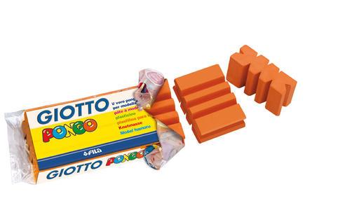 Giotto Pongo 450g  Arancione