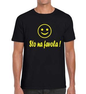 """T-shirt Personalizzata Serie Aforismi Romaneschi """"Sto Na Favola !"""""""