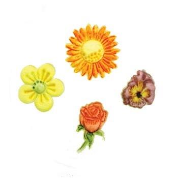 stampi a impressione per fiori