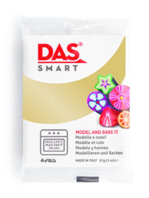 DAS Smart  Metallic Oro panetto 57 gr