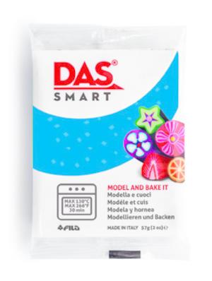 DAS Smart  Glitter Blu panetto 57 gr