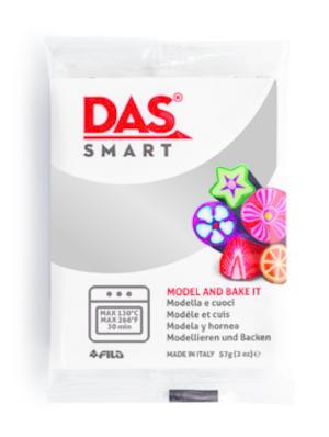 DAS Smart  Metallic Argento panetto 57 gr