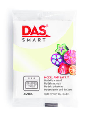 DAS Smart  Fosforescente panetto 57 gr