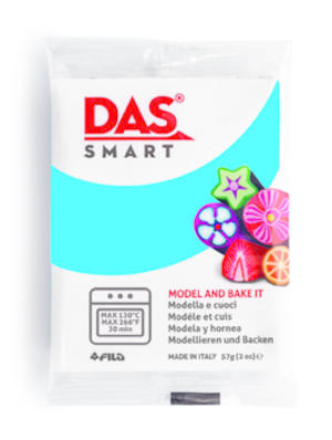 DAS Smart  Turchese panetto 57 gr