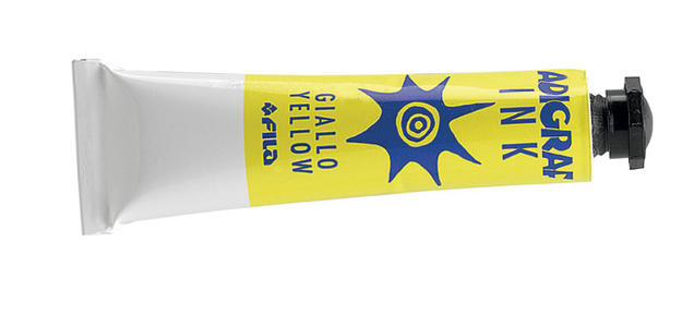 Adigraf Inchiostro Giallo 20 ml