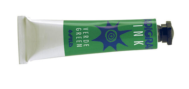 Adigraf Inchiostro Verde 20 ml