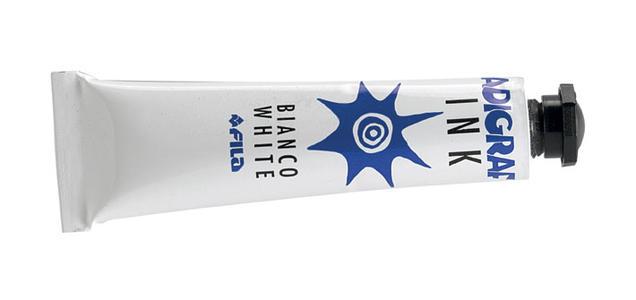 Adigraf Inchiostro Bianco 20 ml