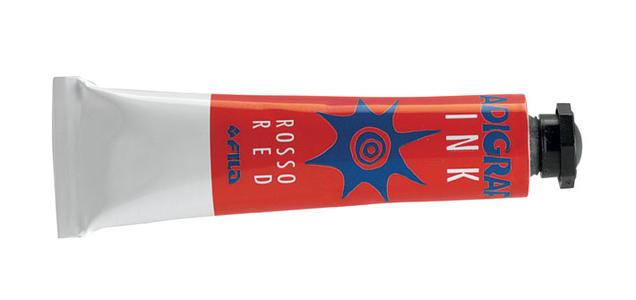 Adigraf Inchiostro Rosso 20 ml