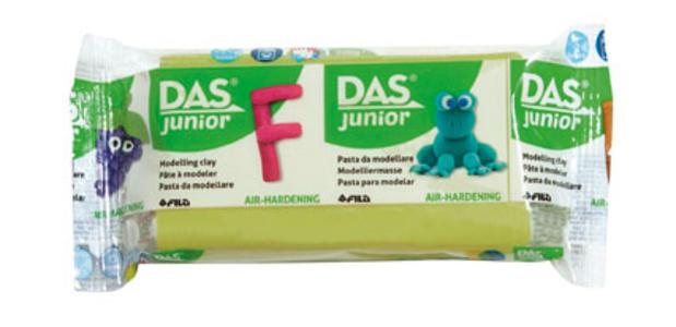 DAS Junior Verde Chiaro panetto 100 gr