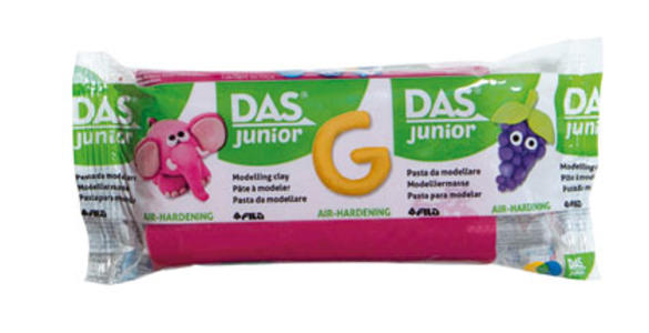DAS Junior Magenta panetto 100 gr