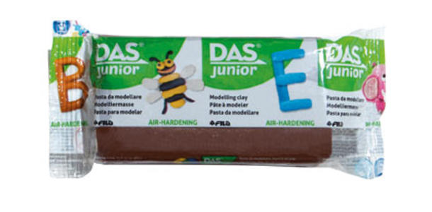 DAS Junior Marrone panetto 100 gr