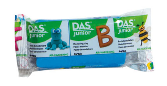 DAS Junior Cyan panetto 100 gr
