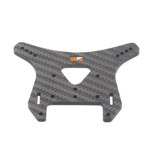 HB Racing - Carbon Rear Shock Tower (Short, Original shape)