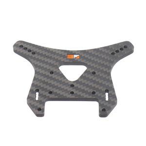 HB Racing - Carbon Rear Shock Tower (Short, Original shape)