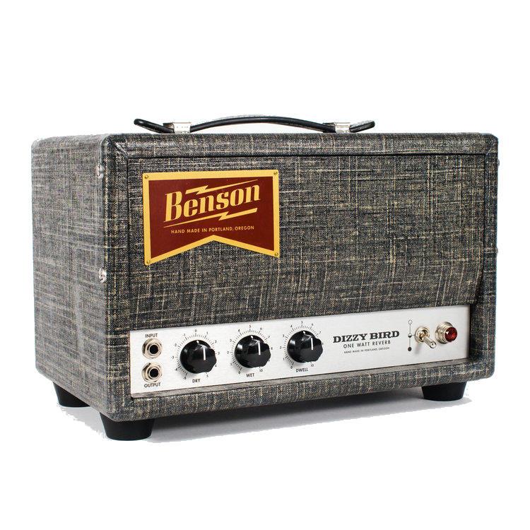 Dizzy Bird 1 Watt Reverb - Benson Amps