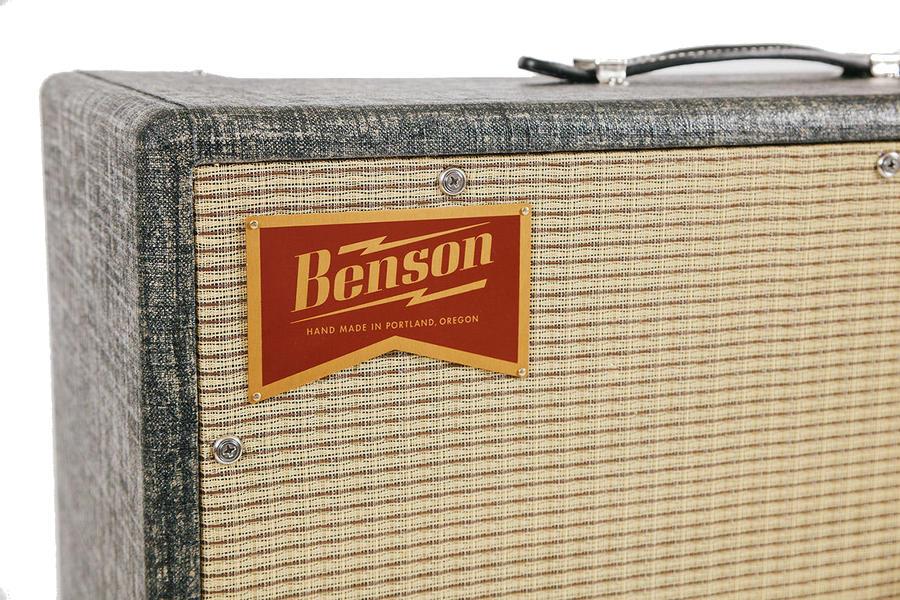 Monarch Reverb 1x12 Combo - Benson Amps