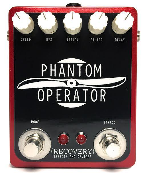 Phantom Operator - Recovery Effects