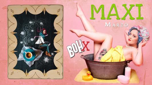 Marzo 2019 - MAXI Bohx