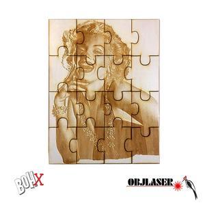 Quadro Puzzle retrò Marilyn Monroe