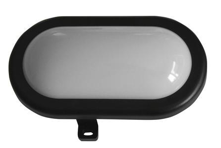 Lampada Da Parete Led 6W impermeabile Esterno Porta 17x11x7 cm 6000k