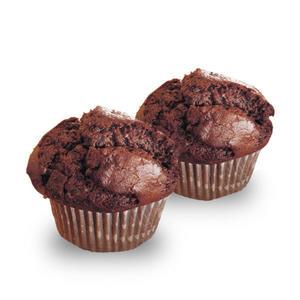 Muffin al Cacao e Cocco – senza zucchero