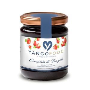Composta di Fragole – senza zucchero