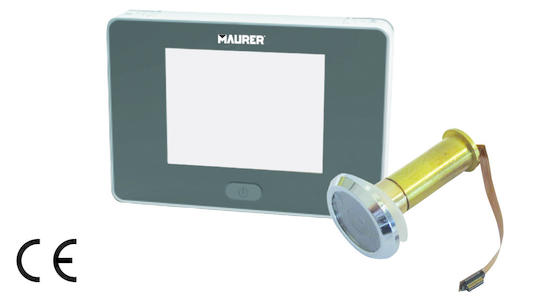 Spioncino elettronico per porta Digitale Sicurezza Spioncino 2.7 LCD Elettronico Porte