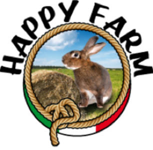 Happy Farm Fieno Naturale • 5 x 1 kg (Spedizione Standard)