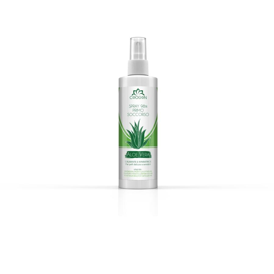 ALOE VERA 98% SPRAY BIO 150 ml
