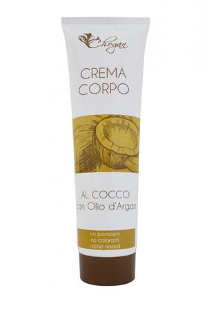 CREMA CORPO AL COCCO 150 ml con olio di argan