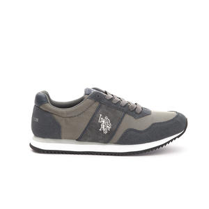 U. S. POLO ASSN SNEAKERS UOMO GREY